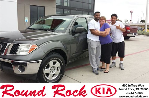 Congratulations to Kevin Scott on your #Nissan #Frontier purchase from Kelly  Cameron at Round Rock Kia! #NewCar by RoundRockKia