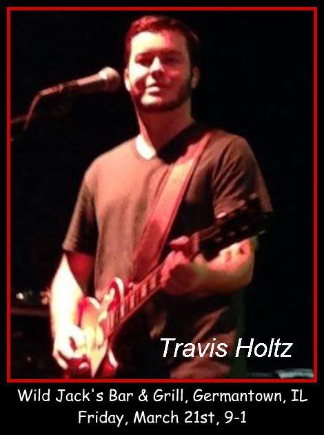 Travis Holtz 3-21-14