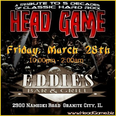 Head Game 3-28-14