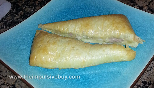 Limited Edition Cuban Style Hot Pockets Sliced