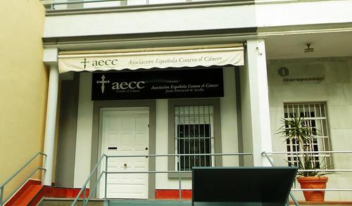Sede en Sevilla de AECC