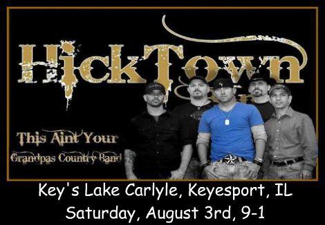 Hicktown 8-3-13