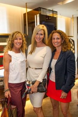 Lori Porley, Hope Glynn, Stacey Siebel