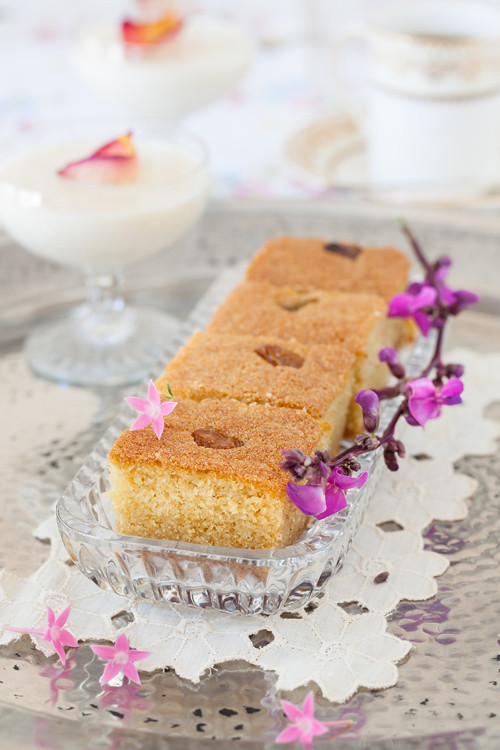 Semolina Cake 4