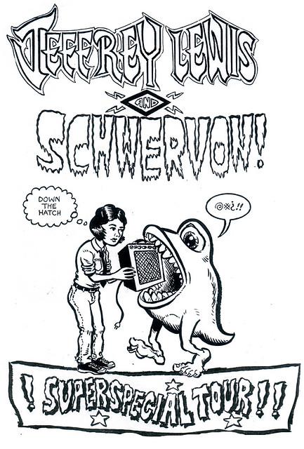 JeffreyLewis.Schwervon.2013.Logo