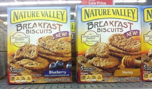 Nature Valley Breakfast Biscuits