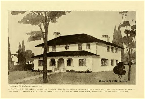 1905-1909 Craftsman Homes
