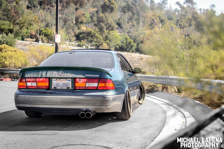 Dixon's Lexus ES300