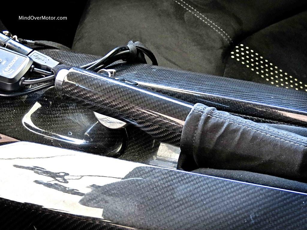 Lamborghini Gallardo LP570-4 Superleggera Carbon Fiber E Brake