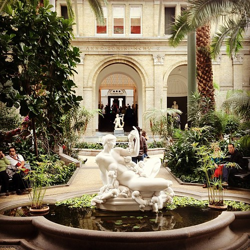 Glyptotek by Ariadni's Thread