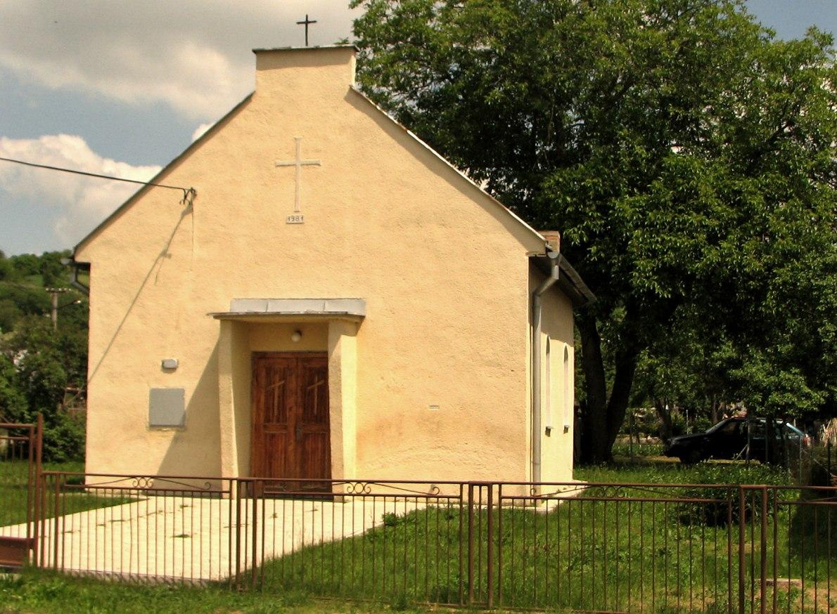 Evanjelický kostol v Bátorovej