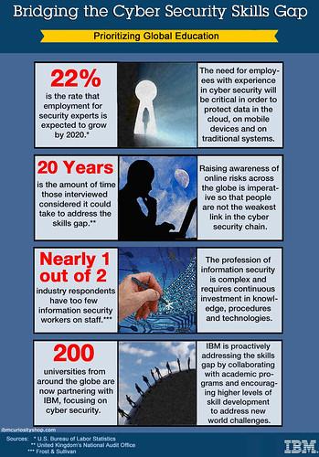 Bridging the Cyber Security Skills Gap
