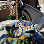 Parque Guell Barcelona 10