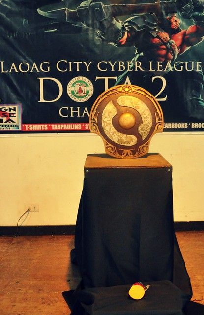 Laoag Cyber League DotA 2 Challenge Season I
