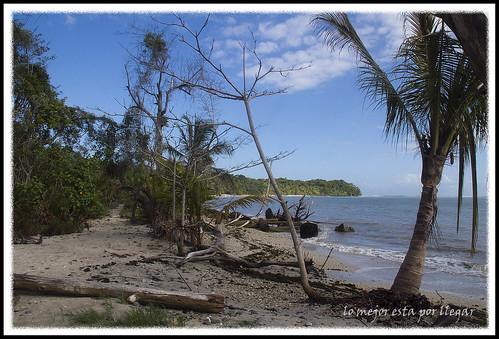 PLAYA DE CAHUITA, COSTA RICA