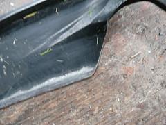 scythe blade repair