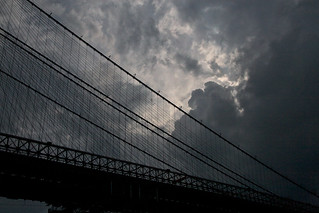Brooklyn Bridge and God