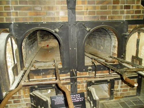 I forni crematori di Mauthausen