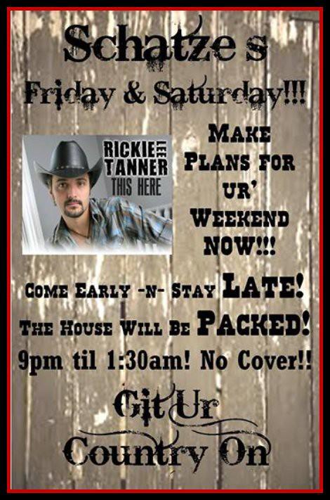 Rickie Lee Tanner 1-24, 1-25-14