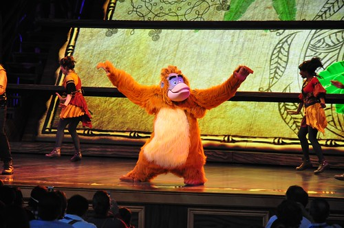 Mickey and the Magical Map debut at Disneyland