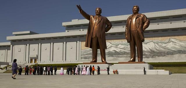 Munsudae Grand Monument