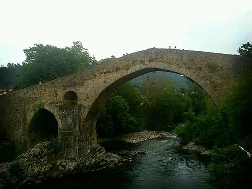 El Pont Romà que no era by Marc Lecha