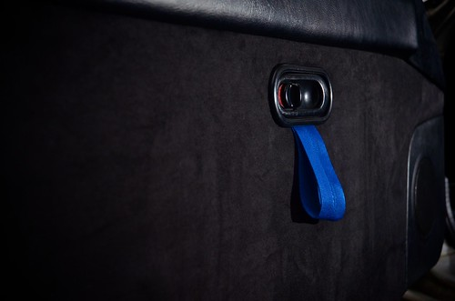 MX5 door pull strap