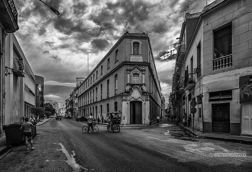 Old Havana streets by Rey Cuba