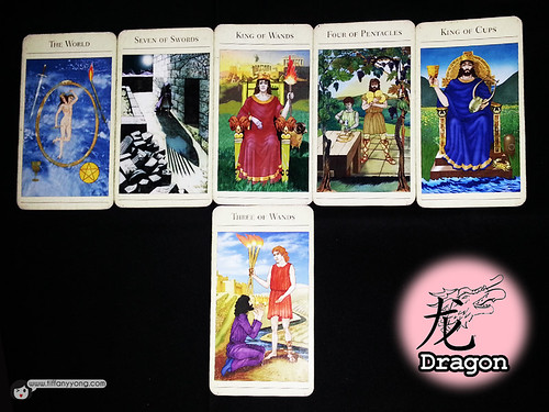 dragon zodiac 2014 tarot reading