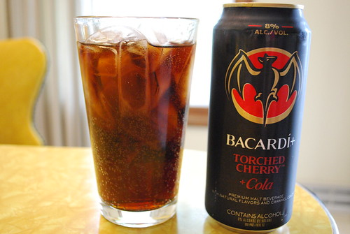 Bacardi Torched