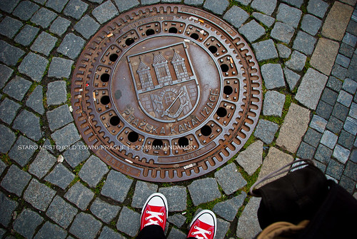 in Prague...second visit