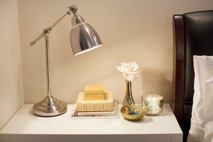 Clean And Modern Diy Nightstand An Ikea Hack Fresh