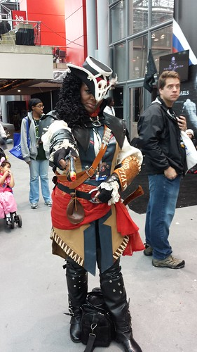 New York Comic Con 2013