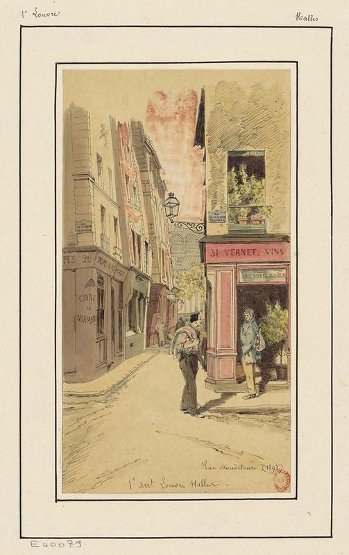Rue Mondétour (1893)