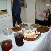 04. Beverage and dessert table