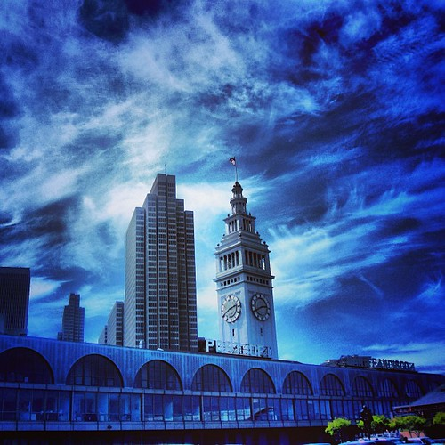 Embarcadero, San Francisco by @MySoDotCom