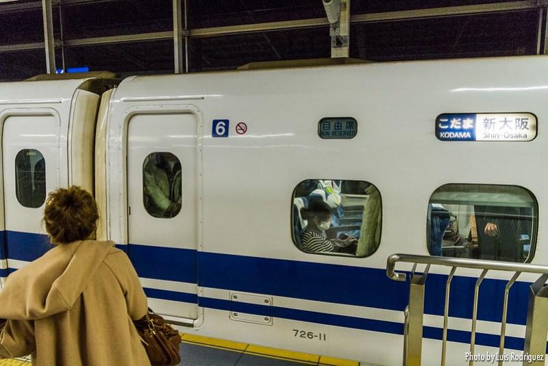 Shinkansen 700 Series