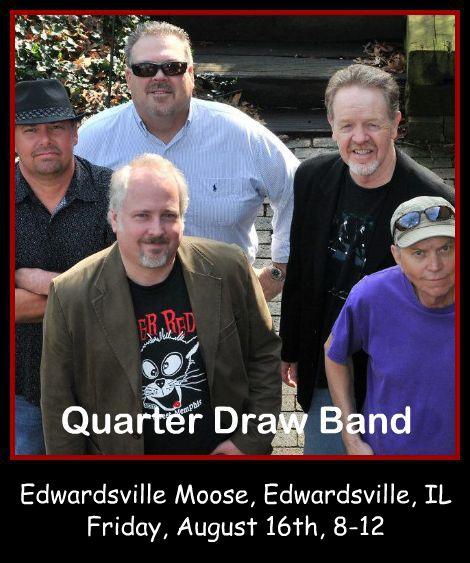 Quarter Draw Band 8-16-13
