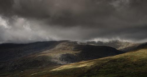 Autumnal Mountainside