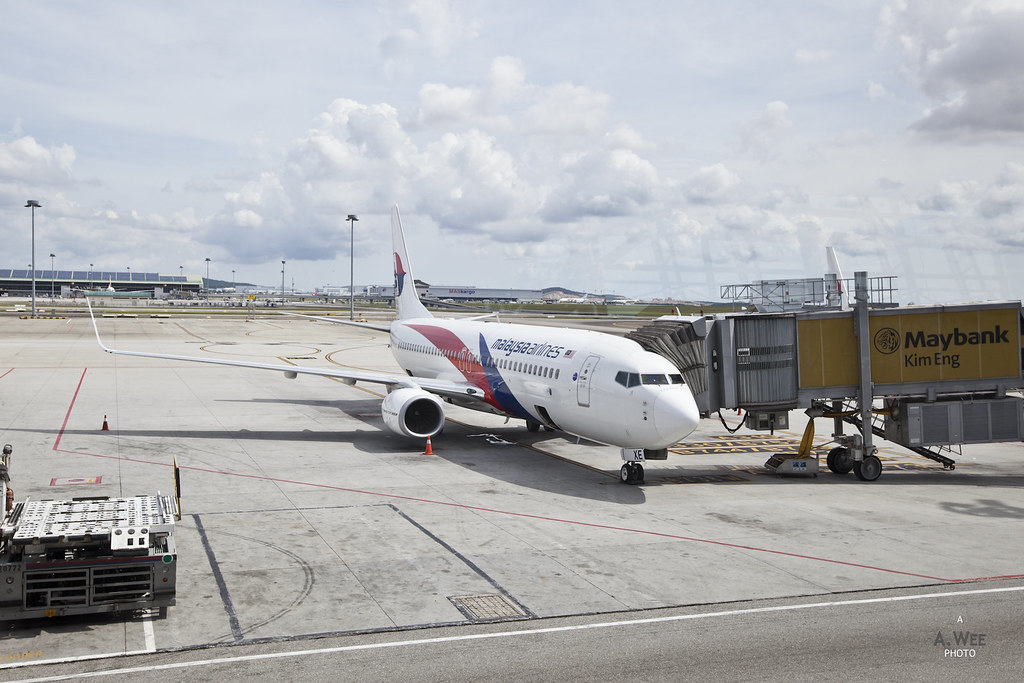 Malaysia Airlines' new 737-800