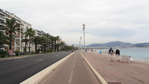 Biking - Cannes to Nice