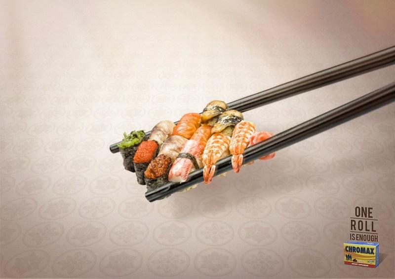 CHROMAX Japanese food