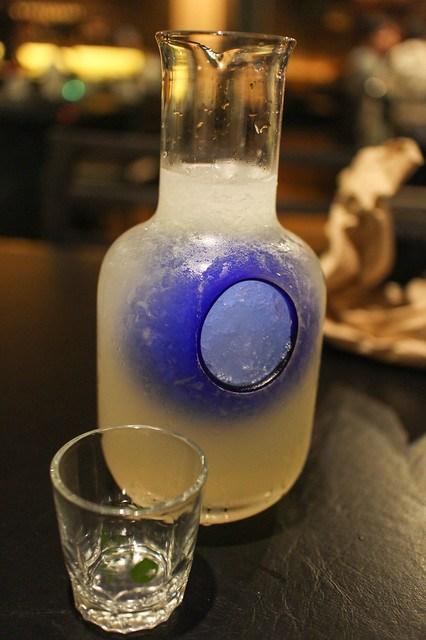 Soju Cocktail Lemon at Yoree
