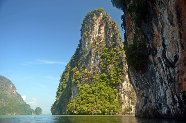 Beautiful Phang Nga Bay