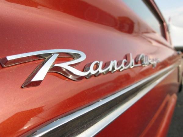 1957 Ford Ranch Wagon c