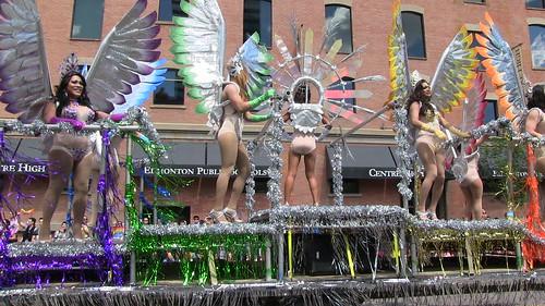 Edmonton Pride Parade 2013