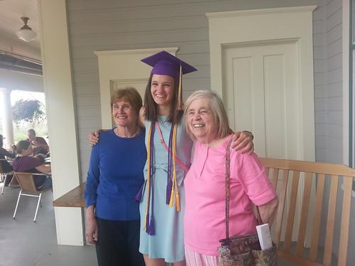 5-18-13 Sophie's Graduation Ceremony 8