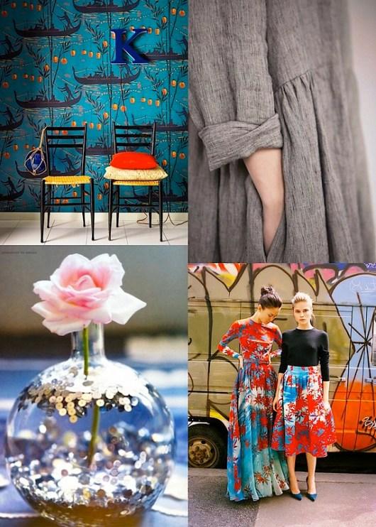 moodboard: femininity in the city