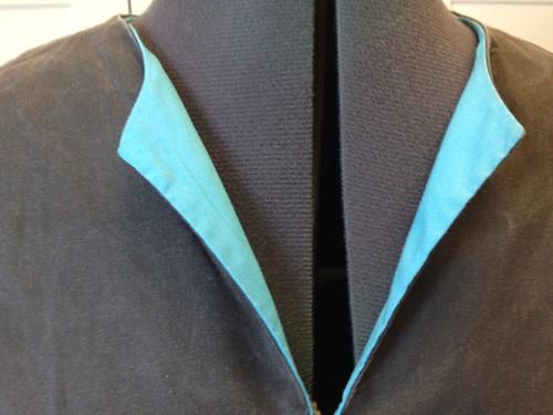 Tetris dress front facing