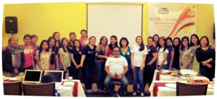 WOW GENSAN, WOMEN ON THE WEB, GBG GENSAN